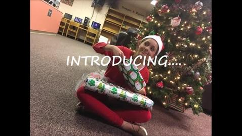 Thumbnail for entry CMS Elf on the Shelf 2017
