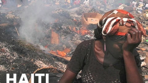 Thumbnail for entry Deforestation in haiti