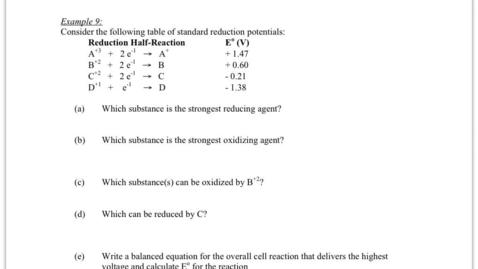 Thumbnail for entry Electrochem Problem #9