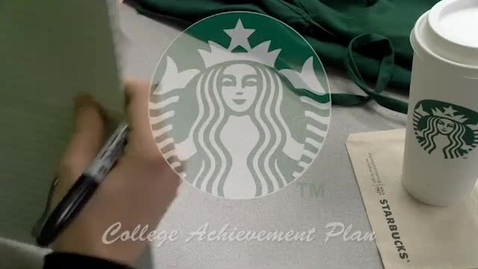 Thumbnail for entry Starbucks Promo Video