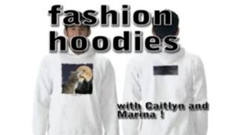 Thumbnail for entry Fashion Hoodies - WSCN (2009-2010)