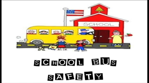 Thumbnail for entry Bus Safety Video - Spring-Ford
