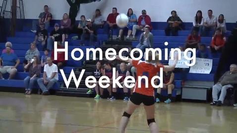Thumbnail for entry CHS Homecoming RECAP