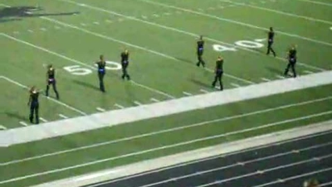 Thumbnail for entry Lufkin High School Majorettes Twirl to Disturbia
