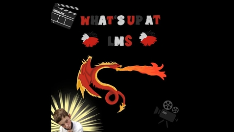 Thumbnail for entry 4_12_2021 What's Up at LMS