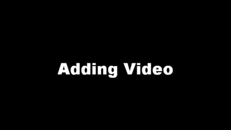 Thumbnail for entry Movie Maker - Add Files from Templates