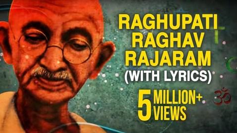 Thumbnail for entry Raghupati Raghav Raja Ram Lyrical Video   रघुपति राघव राजा राम   Ashit Desai   Times Music Spiritual