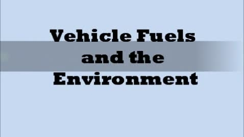 Thumbnail for entry Vehicle Fuel Types-Group 1