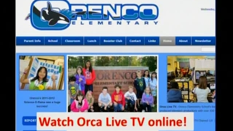 Thumbnail for entry Orca Live March 22, 2018