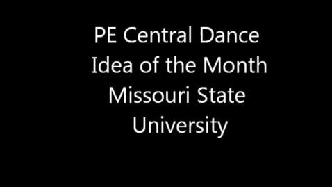 Thumbnail for entry Team Building and Rhythms Dance