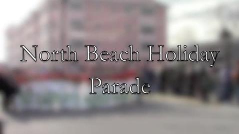 Thumbnail for entry North Beach Holiday Parade