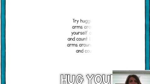 Thumbnail for entry Hug Yourself