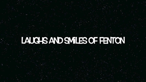 Thumbnail for entry Fenton Film 2014 #10