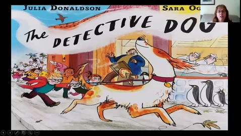 Thumbnail for entry The Detective Dog - Read by Mrs Rowley
