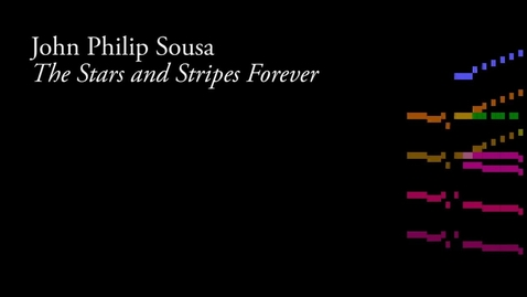 Thumbnail for entry Sousa Stars and Stripes