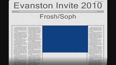 Thumbnail for entry New Trier Soph Invite