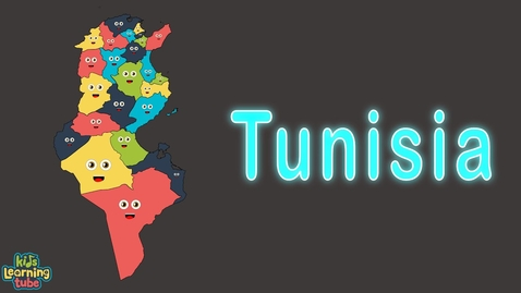Thumbnail for entry Countries of the World Tunisia Geography