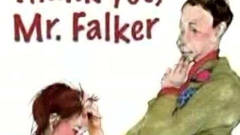 Thumbnail for entry Mr. Falker Inspiration