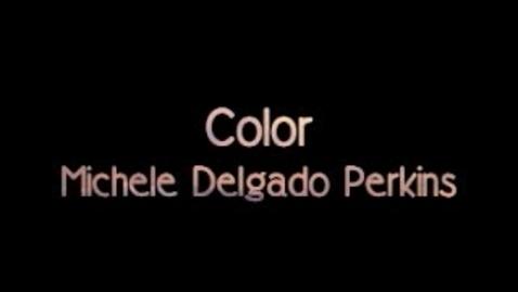 Thumbnail for entry Color Vocab