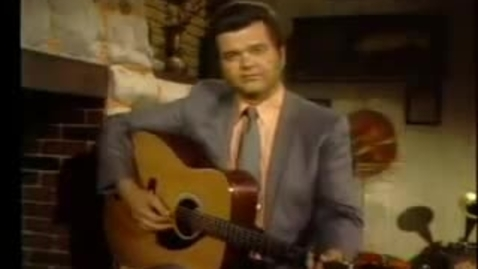 Thumbnail for entry conway twitty - hello darling