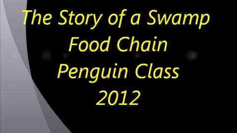 Thumbnail for entry Wetland Food Chains