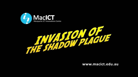Thumbnail for entry Invasion of the Shadow Plague