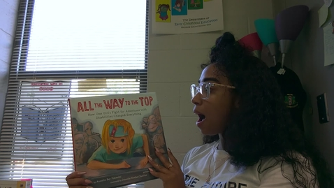 Thumbnail for entry All the way to the top Read Aloud