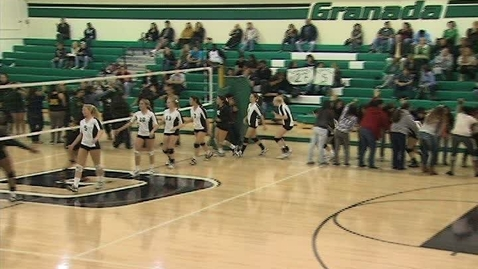 Thumbnail for entry GHCHS Girls Volleyball vs Narbonne HS 11-15-11 Semi-Finals