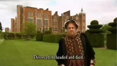 Thumbnail for entry HORRIBLE HISTORIES - The Wives of Henry VIII (Terrible Tudors)