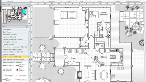 Thumbnail for entry Printing Floorplans