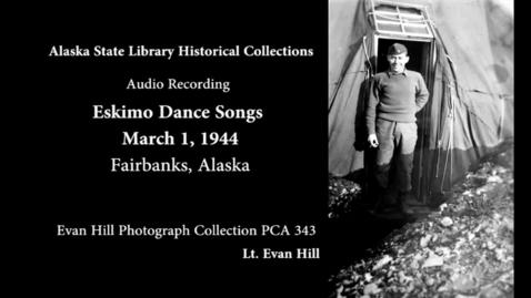 "Thumbnail for entry Alaska Territorial Guard ""Native USO"" Singing-March 1, 1944"