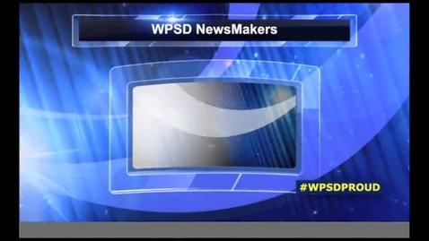 Thumbnail for entry WPSD NewsMakers - Magic Morgan