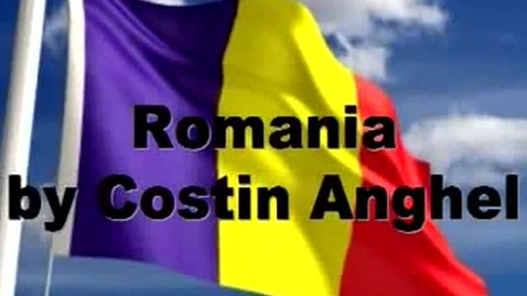 Thumbnail for entry Costin's Romania Podcast