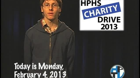 Thumbnail for entry Monday, February 4, 2013