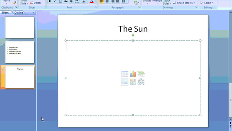 Thumbnail for entry PowerPoint - Spell Check