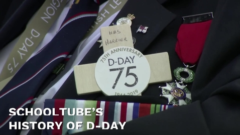 Thumbnail for entry SchoolTube's History of D-Day