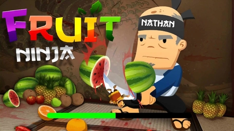 Thumbnail for entry Best of Colorado 19Computer Effects- The Fruit Ninja
