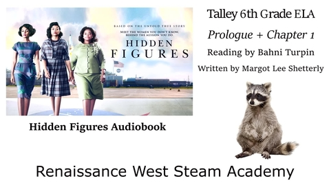Thumbnail for entry Hidden Figures Prologue and Chapter 1