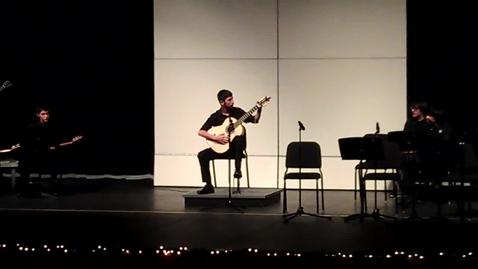 Thumbnail for entry Christian Davila - Prelude Cello Suite No1