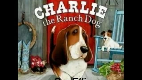 Thumbnail for entry Charlie the Ranch Dog - Ellie