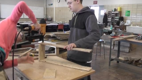 Thumbnail for entry Central Tech construction trades video