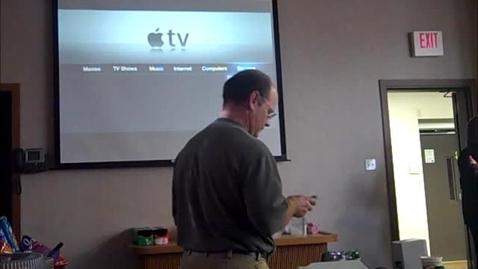 Thumbnail for entry ETA November 2011 Part II - iPads in the Classroom