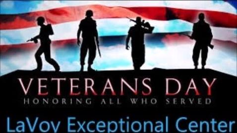 Thumbnail for entry veterans day 2020