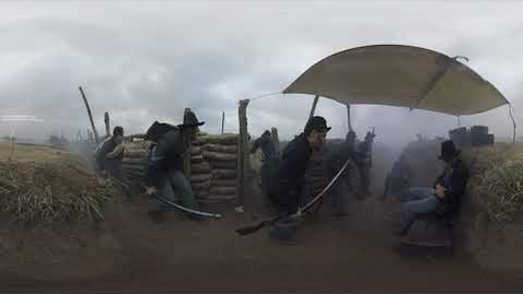 Thumbnail for entry Civil War 1864: A Virtual Reality Experience, Full Version