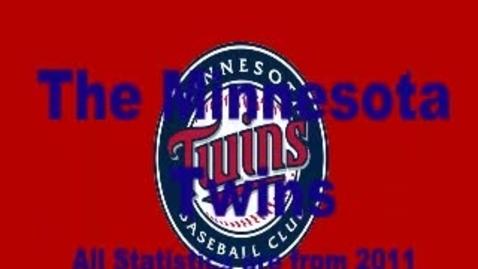 Thumbnail for entry Kyle Rokeh - Minnesota Twins