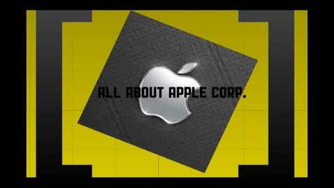Thumbnail for entry All About Apple