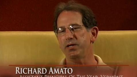 Thumbnail for entry 2009 APOY Winner: Richard Amato, Vermont
