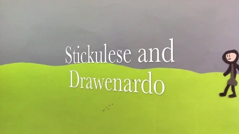 Thumbnail for entry Stickulese and Drawenardo
