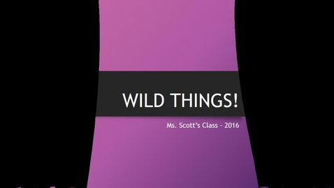 Thumbnail for entry Ms. Scott's Power Point