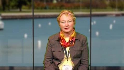 Thumbnail for entry NMSA Cadre Member Judith Baenen